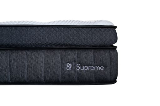 And Sleep Supreme Mattress in a box