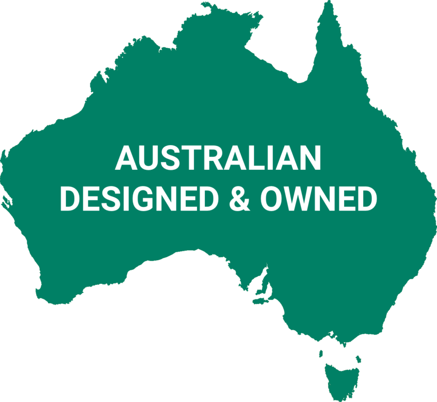 AUSTRALIAN DESIGNED AND OWNED2